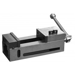 CORMAK - Präziser Schraubstock 100 mm