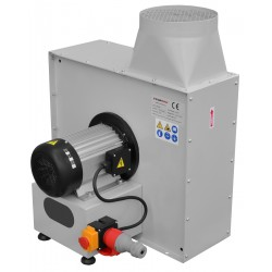 Radial FAN5500 fan, blower - Radial collectors FAN5500