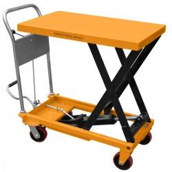 Wózek nożycowy platformowy TA30 - Wózek nożycowy platformowy TA30