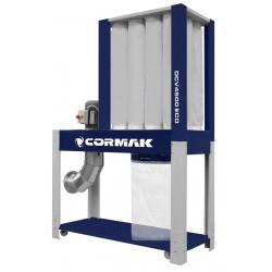 Odciąg do pyłów i wiórów drzewnych CORMAK DCV4500 Eco - Odciąg do pyłów i wiórów CORMAK DCV4500 Eco