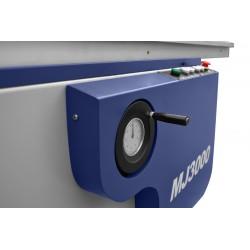 Formatkreissäge mit einem Einstichmesser CORMAK MJ3000 - Formatkreissäge mit einem Einstichmesser CORMAK MJ3000