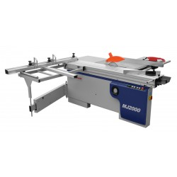 Sliding table saw CORMAK MJ2000 - Sliding table saw CORMAK MJ2000