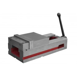 Präziser Schraubstock 125 mm - Präziser Schraubstock 125 mm
