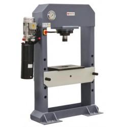 Prasa hydrauliczna CORMAK HP 50 - Prasa hydrauliczna CORMAK HP 50