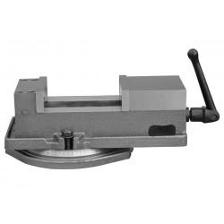 Imadło maszynowe precyzyjne obrotowe 125 mm - Imadło maszynowe precyzyjne obrotowe 125 mm