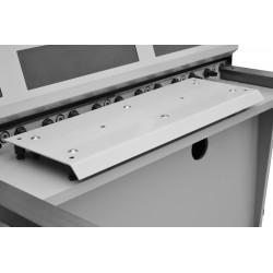 Hydrauliczne nożyce gilotynowe 4x2500 - Hydrauliczne nożyce gilotynowe 4x2500