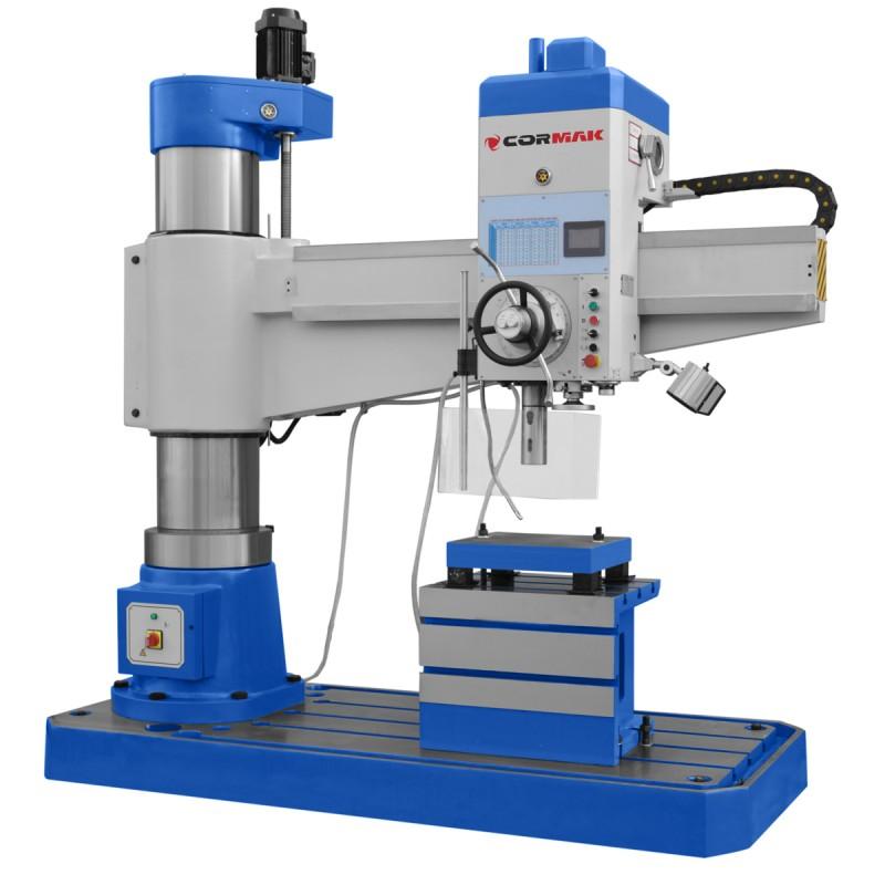 CORMAK – RDV1600×50 PREMIUM LINE radial drilling machine