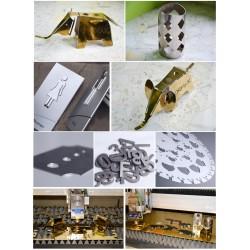 LF1390 Faserlaser mit hoher Präzision - Faserlaser LF1390 700W