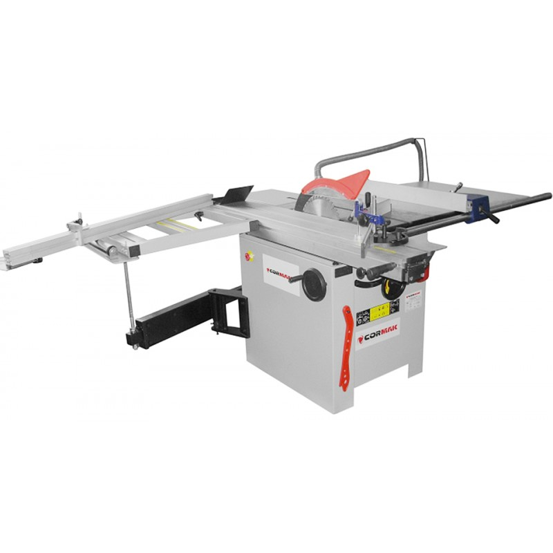CORMAK PS315-2000 sliding table saw - Sliding table saw CORMAK PS315-2000