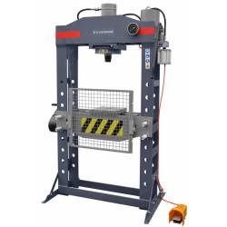 Prasa hydrauliczno-pneumatyczna 75 TON - Prasa hydrauliczno-pneumatyczna 75 TON