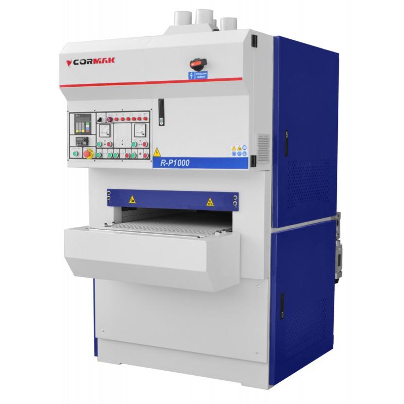 Szlifierka szerokotaśmowa RP1000 - Szlifierka szerokotaśmowa RP1000