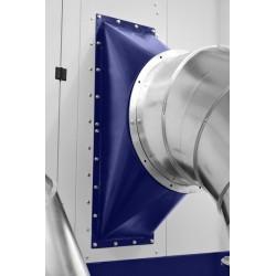 Przemysłowy odciąg do pyłów i trocin DC10000 -