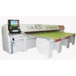 Plattensäge T-PE 431 mit Optimalisierung - Plattensäge T-PE 431 mit Optimalisierung