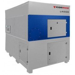CORMAK – L4000 smoke and dust industrial extractor