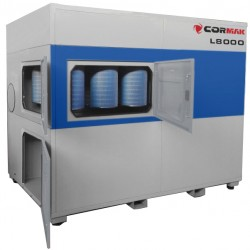 L8000 industrial extractor...
