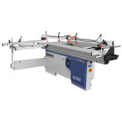CORMAK MJ3000 sliding table...