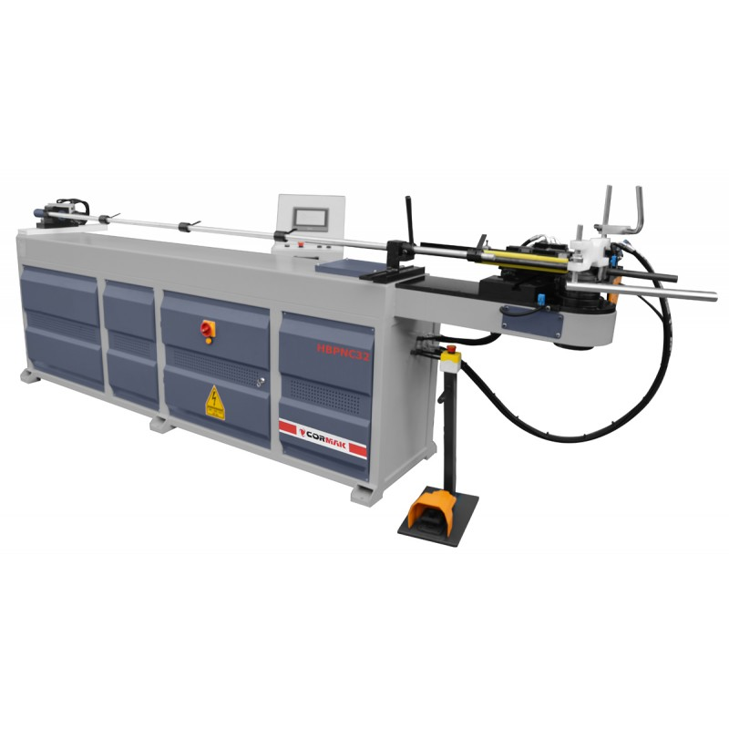 CORMAK HBPNC32 hydraulic mandrel bending machine for tubes and profiles -