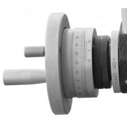 Stół podziałowy obrotowy pion-poziom 250 mm - Stół podziałowy obrotowy pion-poziom 250 mm