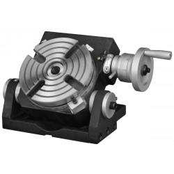 Stół podziałowy obrotowy uchylny 150 mm - Stół podziałowy obrotowy uchylny 150 mm