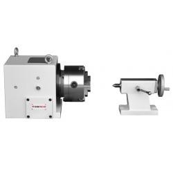 CNC 4th axis splitter