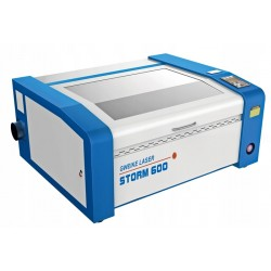 STORM600 CO2 laser plotter