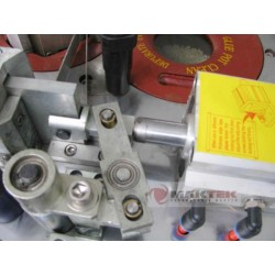 CORMAK EBM380 edge banding machine - Edge bending machine CORMAK EBM380