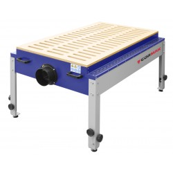 CORMAK DT1500 downdraft table