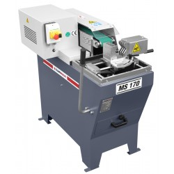 CORMAK MS170 belt grinding...