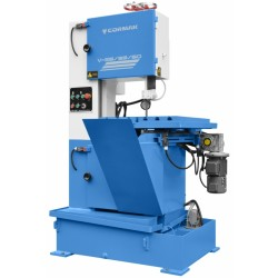 CORMAK V-25/45/50 vertical band saw - Metal vertical band-saw CORMAK V-15/33/50 V-25/33/50 V-25/45/50