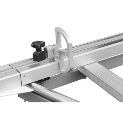 CORMAK MJ45-KD3 sliding table saw with a scoring -