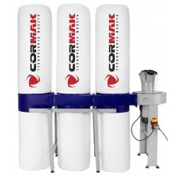 CORMAK FM350 chip extractor - Shavings collector CORMAK FM350