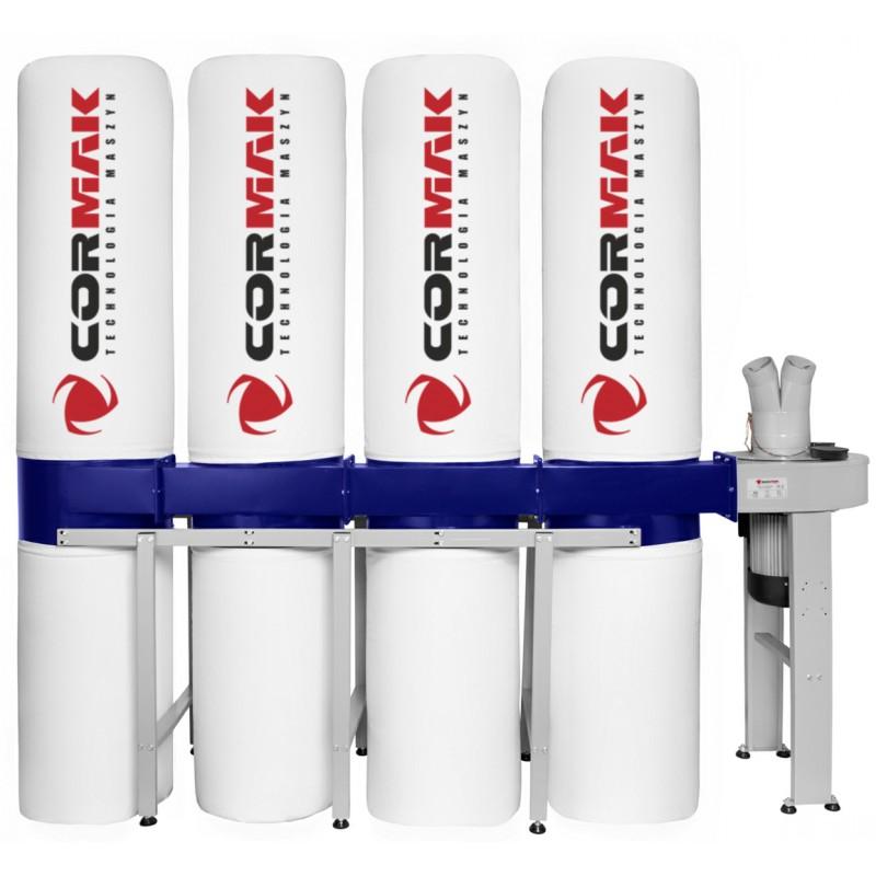 CORMAK FM470 chip extractor - Shavings collector CORMAK FM470