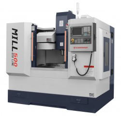 MILL 500 Ecoline machining...