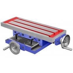495x165 mm cross table