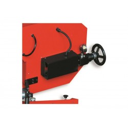 OSA 300×380 PLC automatic band saw -