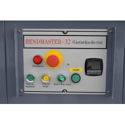 copy of Бесштоковый гибочный станок для труб и профилей BENDMASTER 40 -
