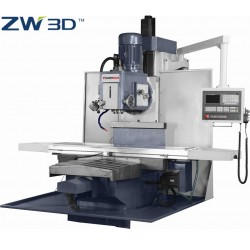 MILL 1500 CNC milling machine