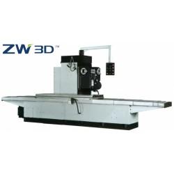 1800x630 mm Planfräsmaschine