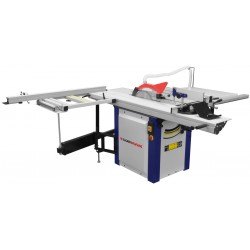 CORMAK PS12-2000 sliding table saw -