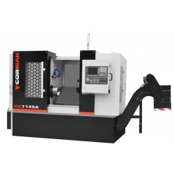 Tokarka do metalu CNC CK7145