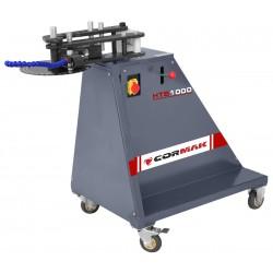 Rohr- und Profilbiegemaschine CORMAK HTB-1000 - Rohr- und Profilbiegemaschine CORMAK HTB-1000