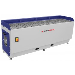 CORMAK DT2000M downdraft table