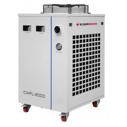 Chiller chłodnica do lasera FIBER CWFL - 2000
