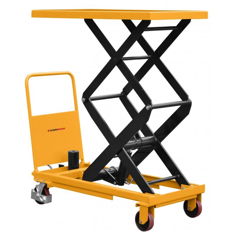 Cormak Wózek Nożycowy Platformowy Ta50