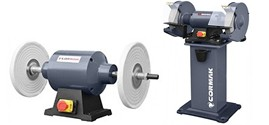 Bench Grinding Machines and Polishers