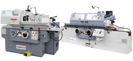 Cylindrical and internal grinding machines